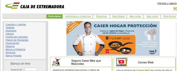 Caja Extremadura
