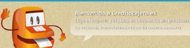 creditocajero.es miniprestamos rapidos online