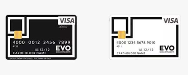 Tarjetas Evo Bank