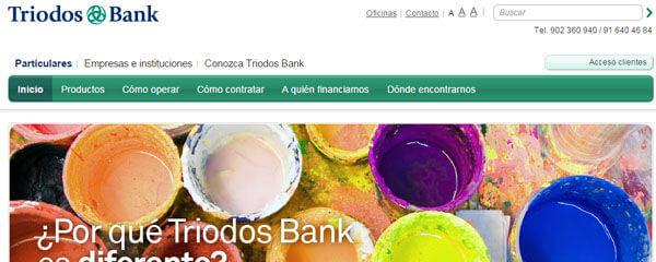 Triodos Bank España