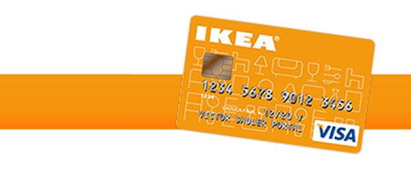 como devolver la tarjeta ikea visa